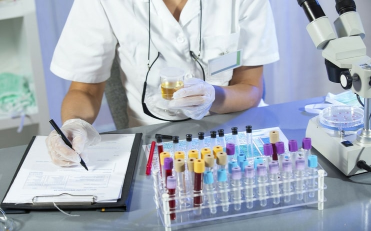 synthetic urine for drug test