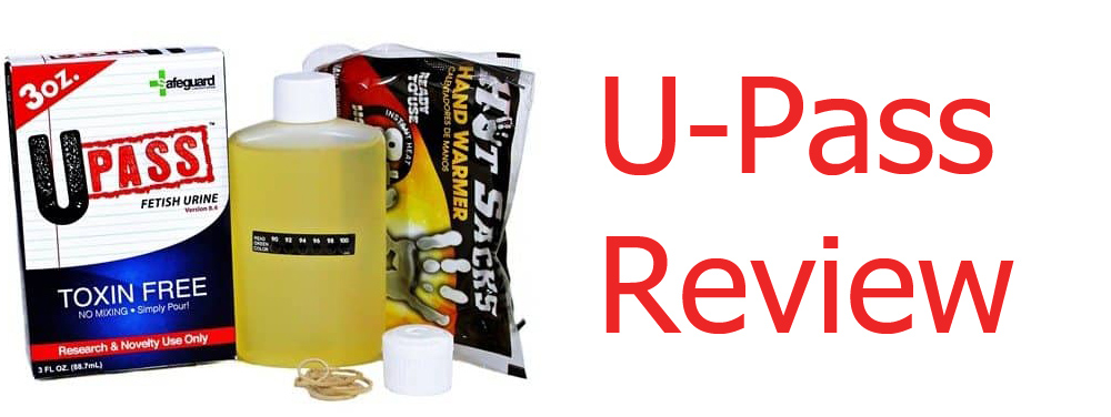U Pass Synthetic Urine Review: Does U Pass Work?